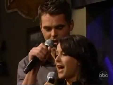 GH - Robin And Patrick Sing During Karaoke Night @ Jakes - 07.10.09