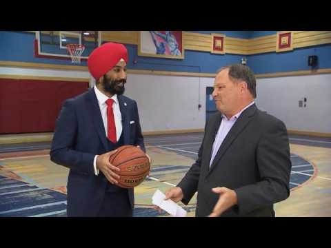 Raj Grewal: Interview for Power Play with Don Martin - June 30th