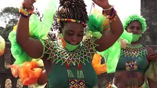 Durban Zulu Maidens (Zulu Culture)
