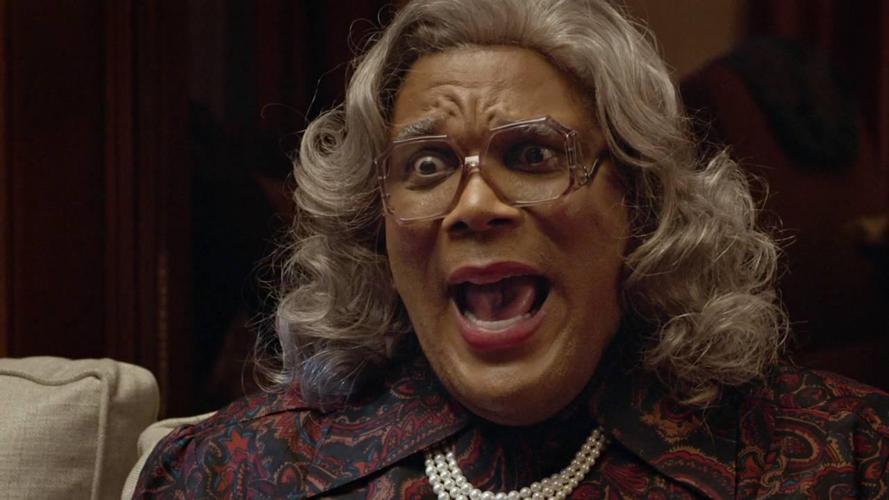 Download 'Boo! A Madea Halloween' (2016) Trailer   Tyler Perry
