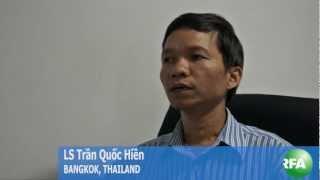 Thêm một nhà bất đồng chính kiến đào thoát sang Thái Lan