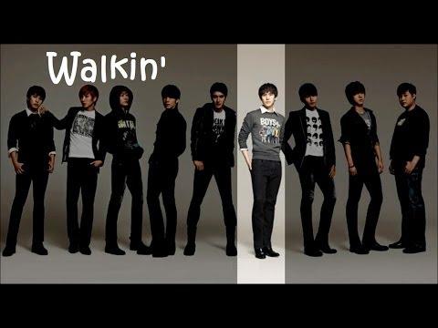 Super Junior - Walkin