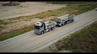 Download Vebostad Transport - Norwegian roadtrain - Volvo FH16 750 - 60 tons - HD Mp3 and Videos