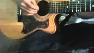 Grenade(Bruno Mars) - guitar solo -NTH