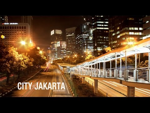 Behind The Scene (BTS) Jakarta City at Dusk by ffmagz