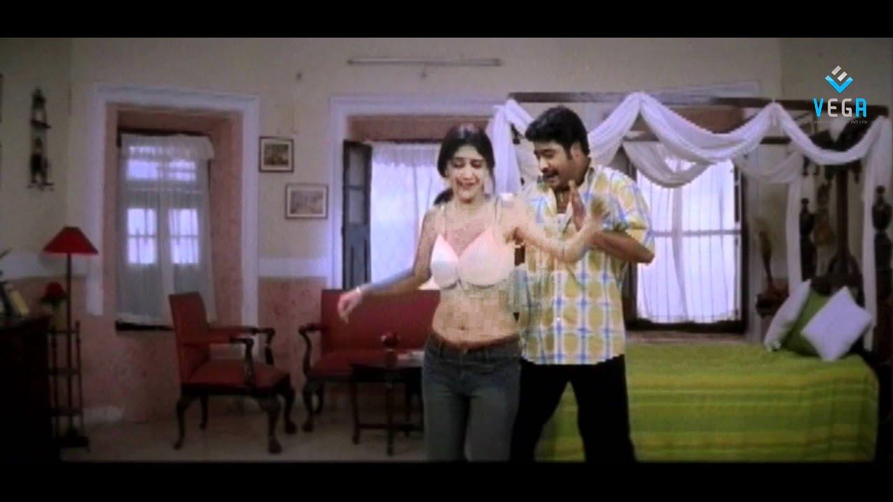 Simhadri Movie Scenes - Ankita Talking About Her Love For -3802