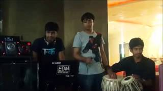 Fusion of DJING WITH TABLA by DJ MOHIT AND TEJAS MAHAJAN
