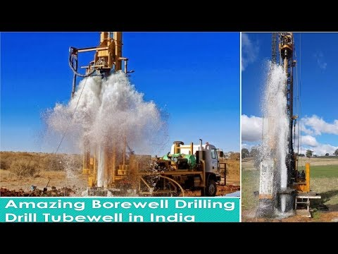 Live:-HardRock Borewell Drilling  Amazing Live Full Video in Chennai