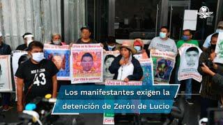 Exigen al fiscal Alejandro Gertz Manero, la detención del exdirector de la Agencia de Investigación Criminal de la PGR, Tomás Zerón de Lucio, prófugo de la justicia