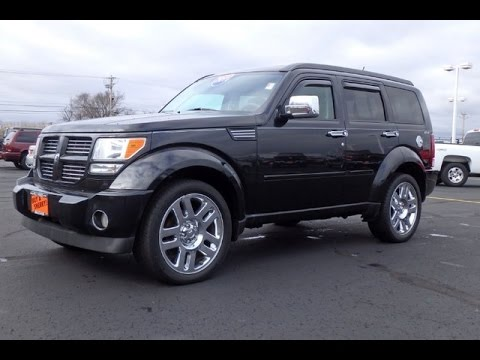 2011 dodge nitro heat for sale dayton troy piqua sidney ohio cp14763t youtube. Black Bedroom Furniture Sets. Home Design Ideas