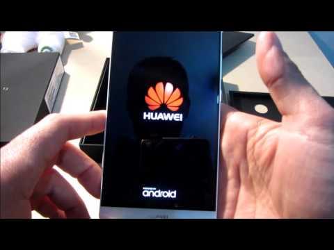 Unboxing Huawei Mate 8 en Español