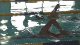 Freestyle Tempo Control Technique by Shinji Takeuchi - クロールのテンポコントロール thumbnail