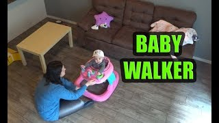 Cheapest BABY WALKER / Safety 1st Ready, Set, Walk!