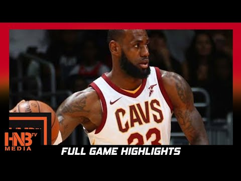 Thumbnail: Cleveland Cavaliers vs Houston Rockets Full Game Highlights / Week 4 / 2017 NBA Season