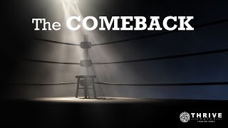 Thrive Church Online, The Comeback Part 5, 3-14-21