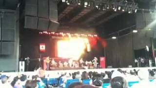 Sharry Maan Live at Wonderland Canada.....motor....college