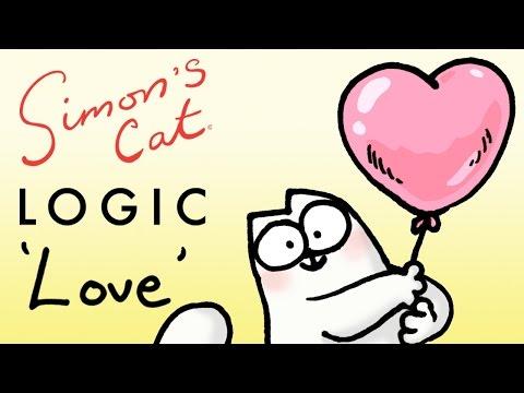 Simon's Cat Logic - Love