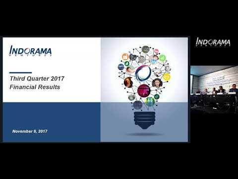 Indorama Ventures Investor Meeting Q3/2017