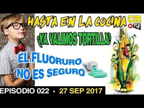 ¡YA VALIMOS TORTILLA! & EL FLUORURO NO ES SEGURO - HASTA EN AL COCINA EP22