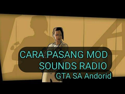 Cara Pasang Radio Di GTA SA Android