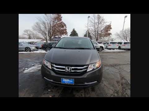 2014 Honda Odyssey Joliet IL J81362A