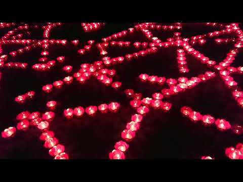 鞍馬寺 五月満月祭(ウエサク祭)の心のともし灯