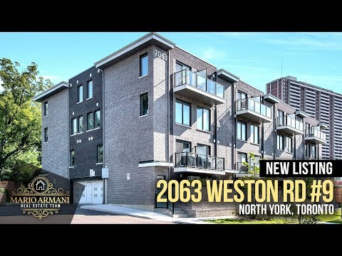 SOLD! 2063 Weston Rd #9 in North York, Toronto!