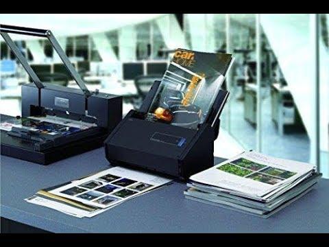 fujitsu scansnap ix500 desktop scanner for pc and mac review