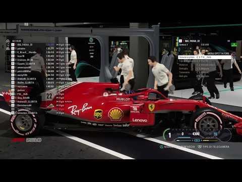 F1 2018 Categoria F1 GP SINGAPORE