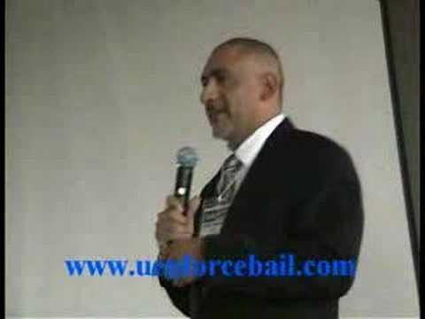 Rex Venator Expert Bail Witness Public Speaker
