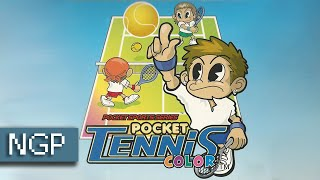 Pocket Tennis Color - Pocket Sports Series - Part1 - NeoGeo Pocket (Color)