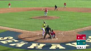 UNCW Baseball Highlights - Ohio State (March 13, 2018)