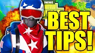 HOW TO GET HIGH KILLS AND WIN FORTNITE TIPS AND TRICKS! HOW TO GET BETTER AT FORTNITE PRO TIPS!