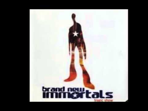 Brand New Immortals (David Ryan Harris) -