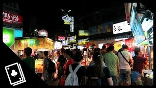 Taipei 5 Marché nocturne de Shilin