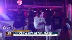 Jacksonville authorities charge 16-year-old with murder after shooting