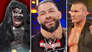 Shocking Wrestlemania Spoiler... Fiend Full Look Revealed, Roman Reigns Is Underrated, Raw Ratings