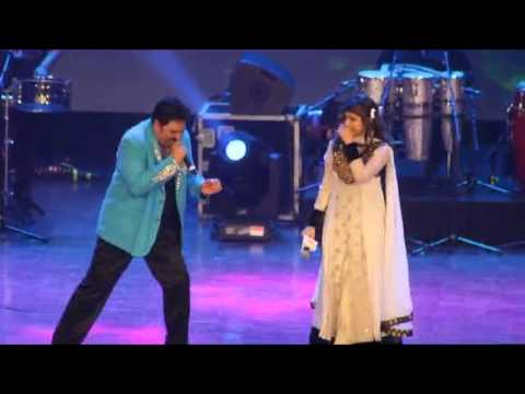 Kumar Sanu & Alka Yagnik Live in Abudhabi