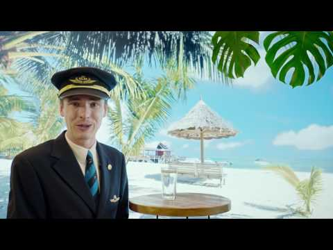 KLM destination Mauritius