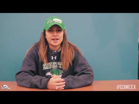 #D3Week DAY IN THE LIFE: Bella Rino '19, Women's Lacrosse