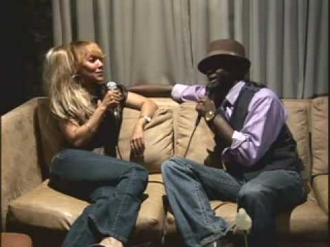 Veda Loca from 97.9 Tha Beat & George Interview with Donna G