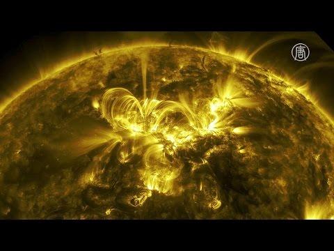 НАСА опубликовало видео солнца в формате 4К (новости)