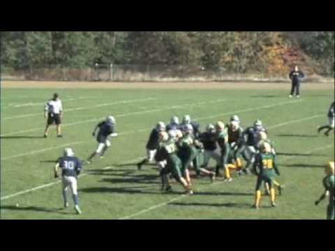 WORCESTER COWBOYS DEFEATS UNDEFEATED NIPMUC WARRIORS