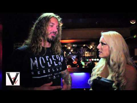 VultureTV / Interview with As I Lay Dying - Tim Lambesis