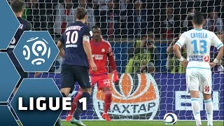 Paris Saint-Germain - Olympique de Marseille (2-1)  - Résumé - (PARIS - OM) / 2015-16