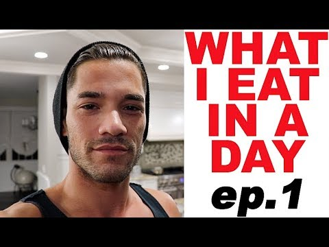 WHAT A VEGAN EATS IN A DAY thumbnail