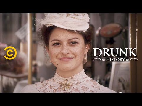 Drunk History - It Girl Frances Cleveland