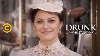 """Frances Cleveland Becomes an """"It"""" Girl - Drunk History"""
