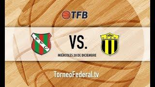 Santa Fe: Sportivo Las Parejas vs. Central Argentino Olímpico de Ceres   #TFB