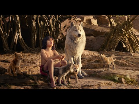 Disney's The Jungle Book is Now Playing